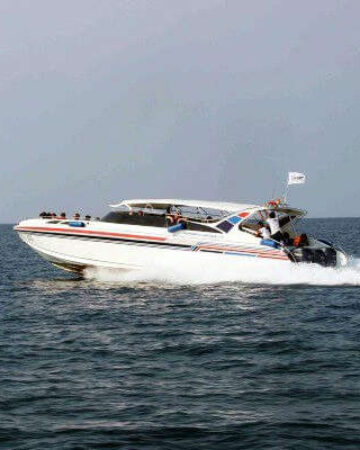 Speed Boating
