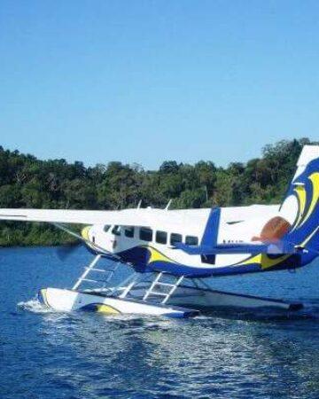 Seaplane Ride